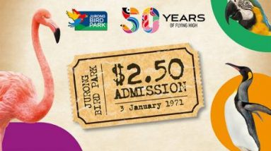 Jurong Bird Park 2021 Jan promotion