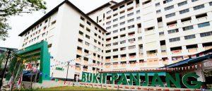 Bangkit Heartland Mall in Bukit Panjang