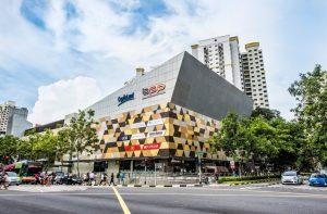 Bukit Panjang Plaza in Bukit Panjang