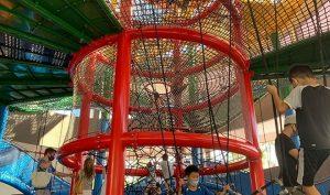 Coastal PlayGrove Playground in East Coast Park Singapore