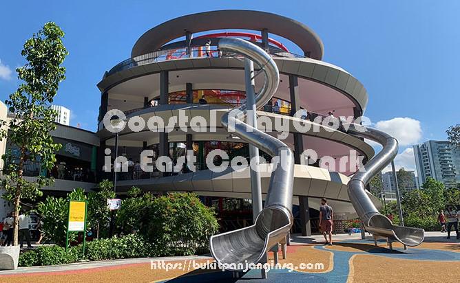 Coastal PlayGrove Playground in East Coast Park