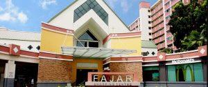 Fajar Shopping Centre in Bukit Panjang