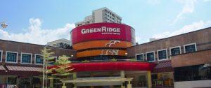 Greenridge Shopping Centre in Bukit Panjang