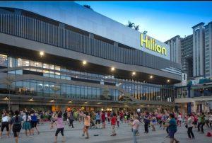 Hillion Mall in Bukit Panjang