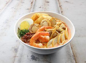 Qiji Laksa Noodles
