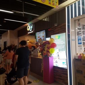 Qiji in Hillion Mall in Bukit Panjang Opened