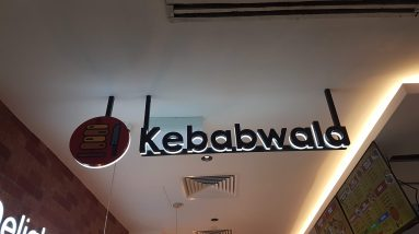 Kebabwala in Hillion Mall in Bukit Panjang