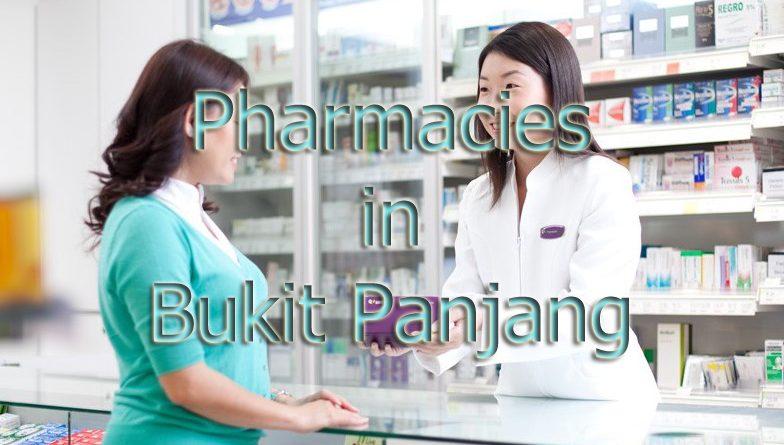 Pharmacies in Bukit Panjang